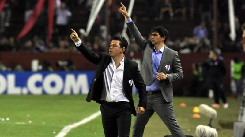 River ya eliminó a Renato Gaúcho y Gremio en Brasil