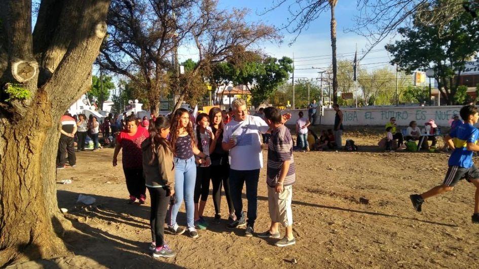 Jóvenes de San Martín
