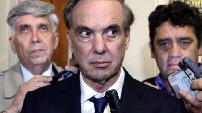 El presidente del bloque del PJ en el Senado.