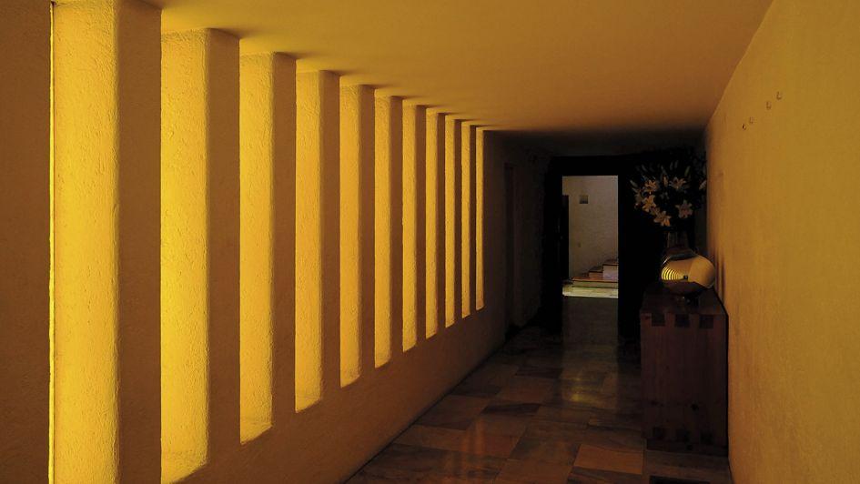 Diálogo con la naturaleza, tema de la buena arquitectura