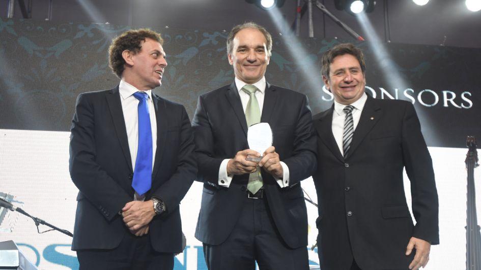 AEM premió a los mejores ejecutivos y empresas de este año