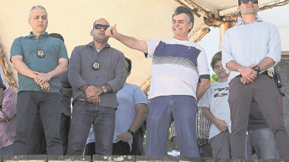 Cuidar la imagen. Bolsonaro ya comenzó a armar su estructura de gobierno.