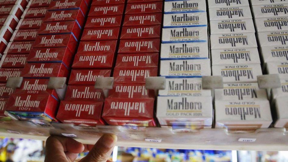 Desde hoy aumenta el precio de los cigarrilos — Atención fumadores