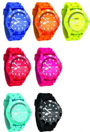 Los Andes te trae los relojes más coloridos para este verano