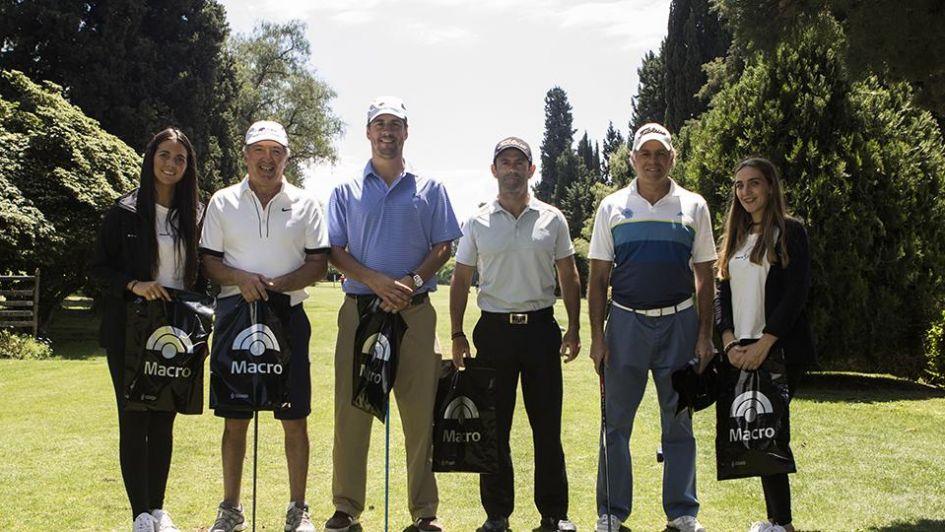 Un día de golf junto a Macro Selecta