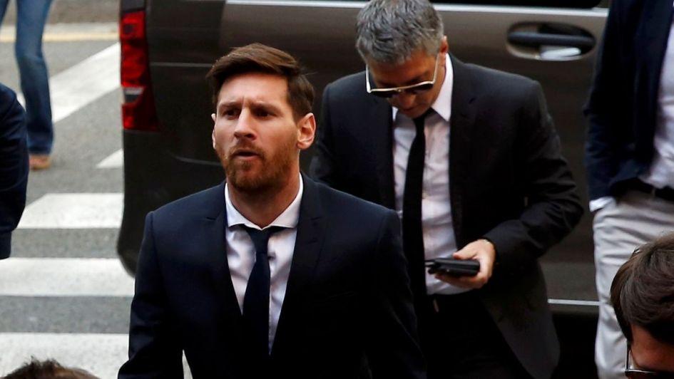Imputan a Messi en lavado de dinero