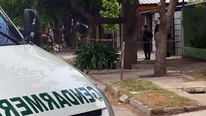 En el sur. Gendarmería allanó tres propiedades en Alvear.