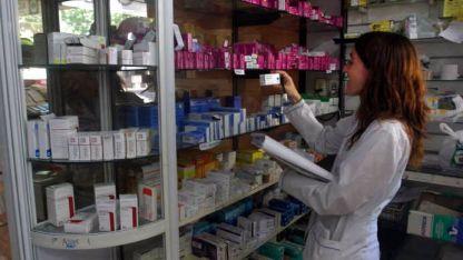 Menor demanda. Los remedios en cajas pierden compradores.
