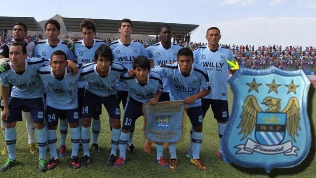 El récord del Manchester City de Perú