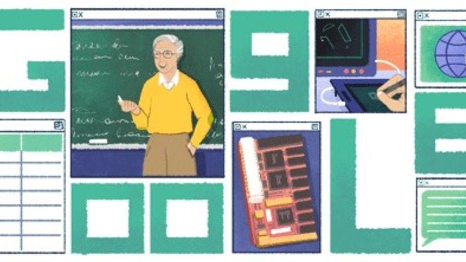 Google celebra el cumpleaños de Michael Dertouzos