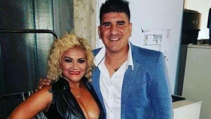 GladysLa Bomba Tucumanay Sebastián Escacena.