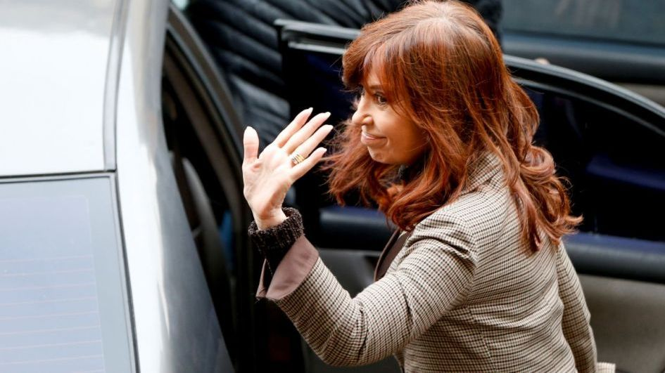 Cristina objetará su procesamiento ante la Cámara Federal