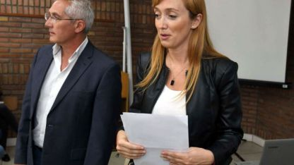 K duros. Tanús y Fernández Sagasti anunciando todos los males por deuda tomada por Cornejo.