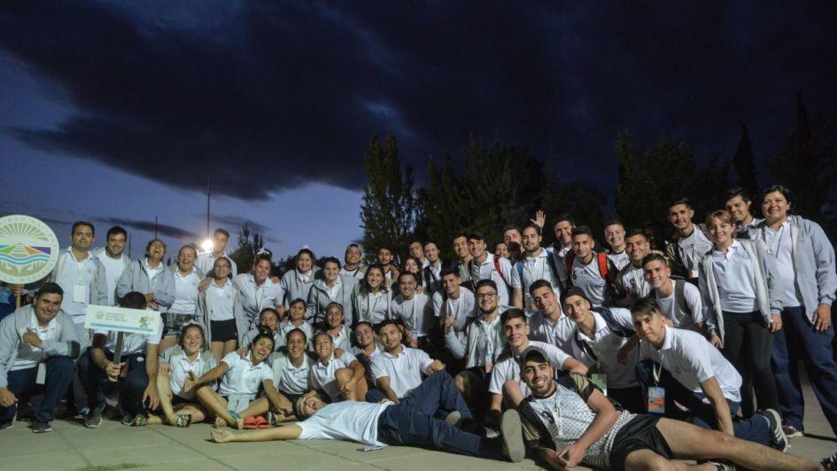 Comenzaron Los Juegos Universitarios Regionales En La Uncuyo