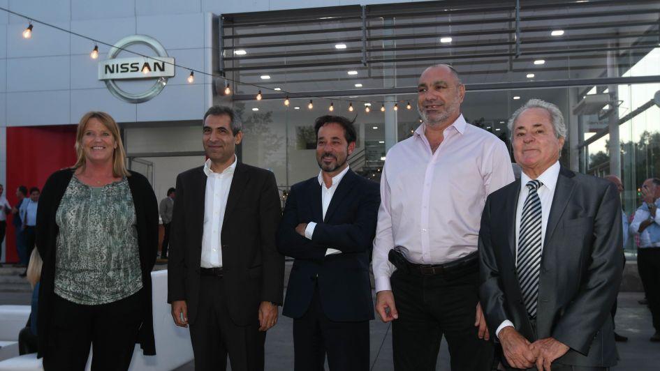 Yacopini Nissan presentó la nueva Frontier