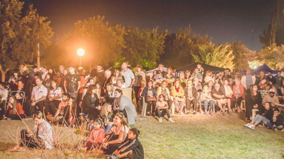 San Martín: vecinos del barrio Jardín Los Andes están de festejo