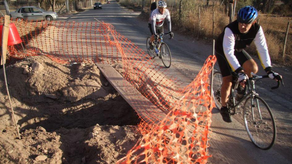 Luján: precaución por cortes de calles en La Puntilla y Carrodilla