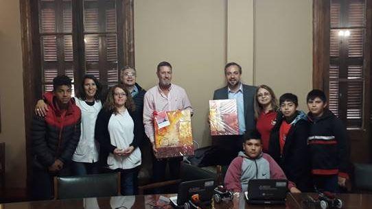 Maipú: un proyecto de robótica para estudiantes de Fray Luis Beltrán