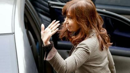Investigada. Cristina tiene pedido de prisión preventiva.