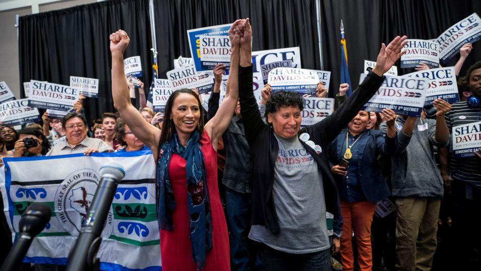 Elecciones en EEUU: las minorías hacen historia