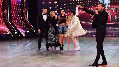 Natalie Weber sigue en el Bailando