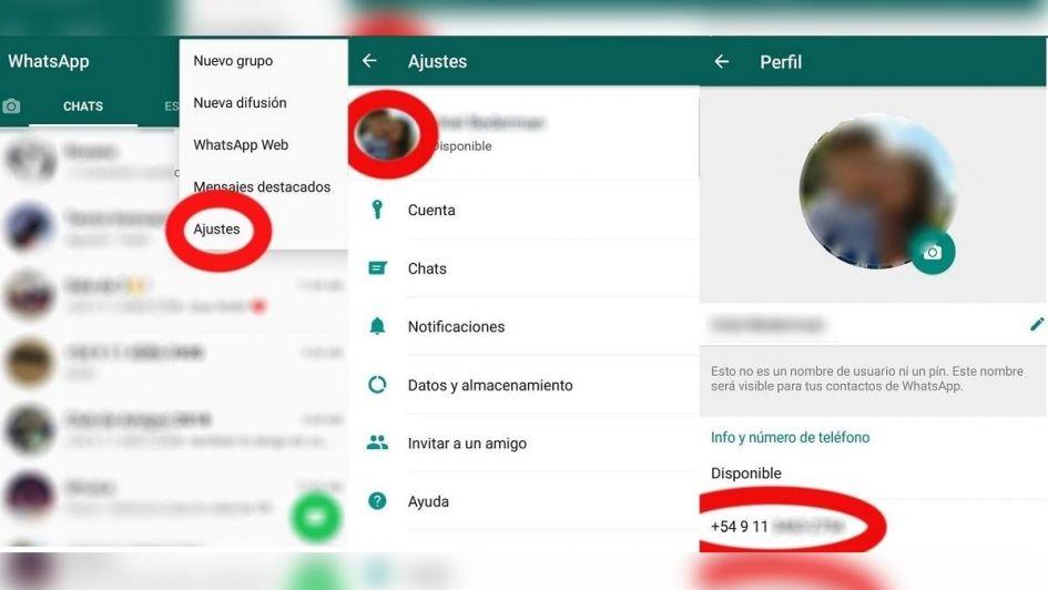 Cómo cambiar de número telefónico sin perder tus mensajes de WhatsApp