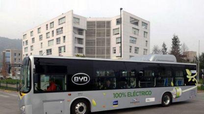 Una de las empresas que compiten en la licitación ofrecen este modelo eléctrico.