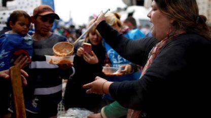 En la cima del ránking. Venezuela y nuestro país encabezan las cifras de mala alimentación.