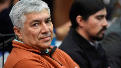 El empresario Lázaro Báez.