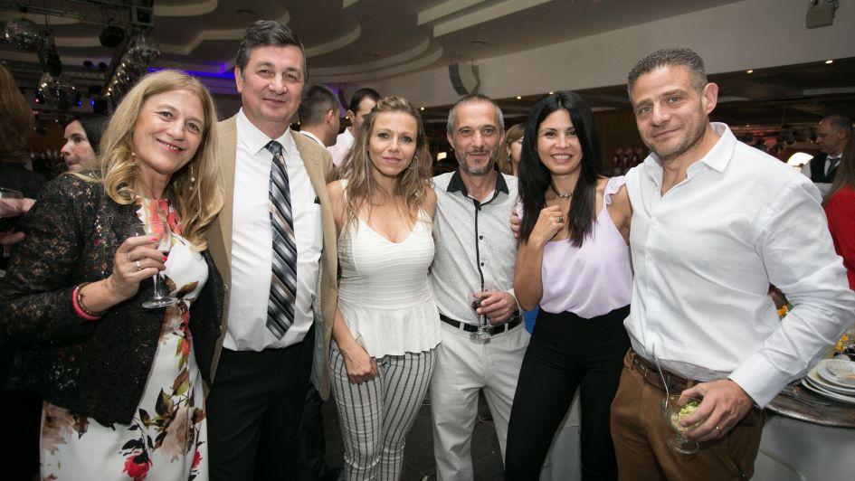 El Consejo Profesional de Ciencias Económicas realizó su fiesta de fin de año