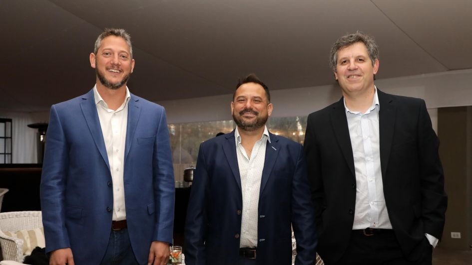 Cóctel y festejo del Premio Edificar 2018