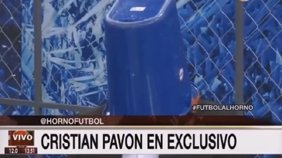 Video: la bronca de los hinchas de Boca con Pavón
