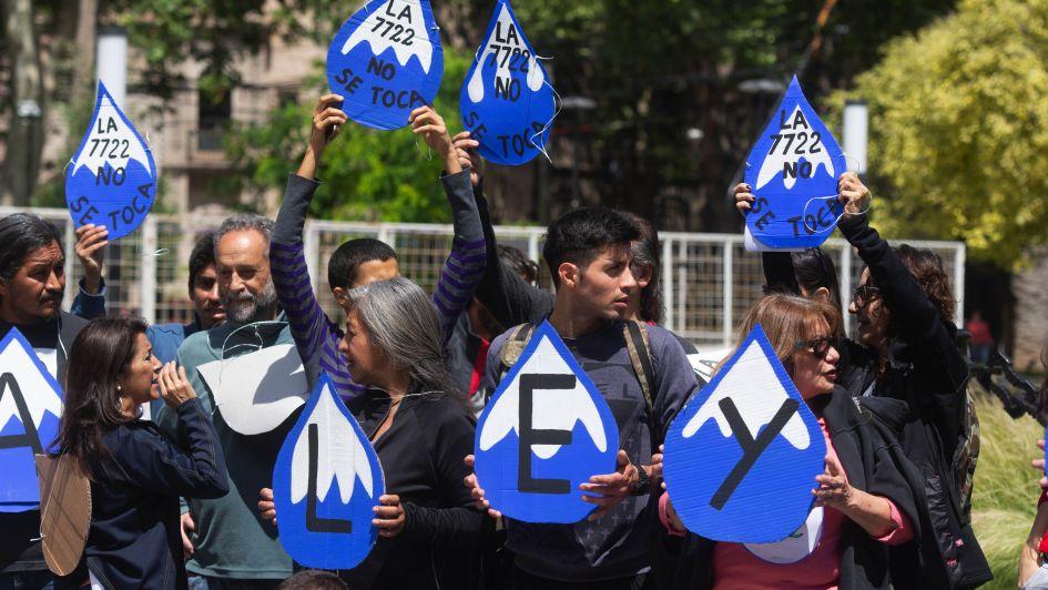 """Asambleas por el agua contra la minería: """"No queremos ser Jáchal"""""""