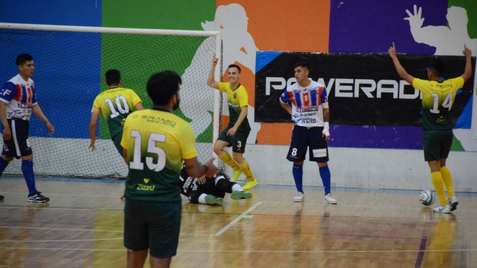 Cementista es semifinalista del Sudamericano de Clubes