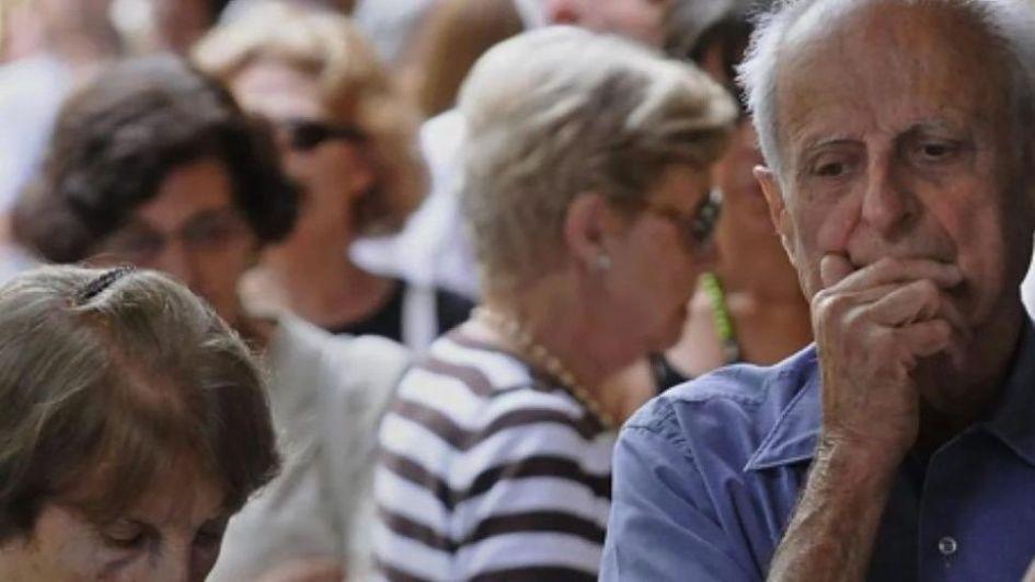 El poder adquisitivo de los jubilados se desplomó más del 20%