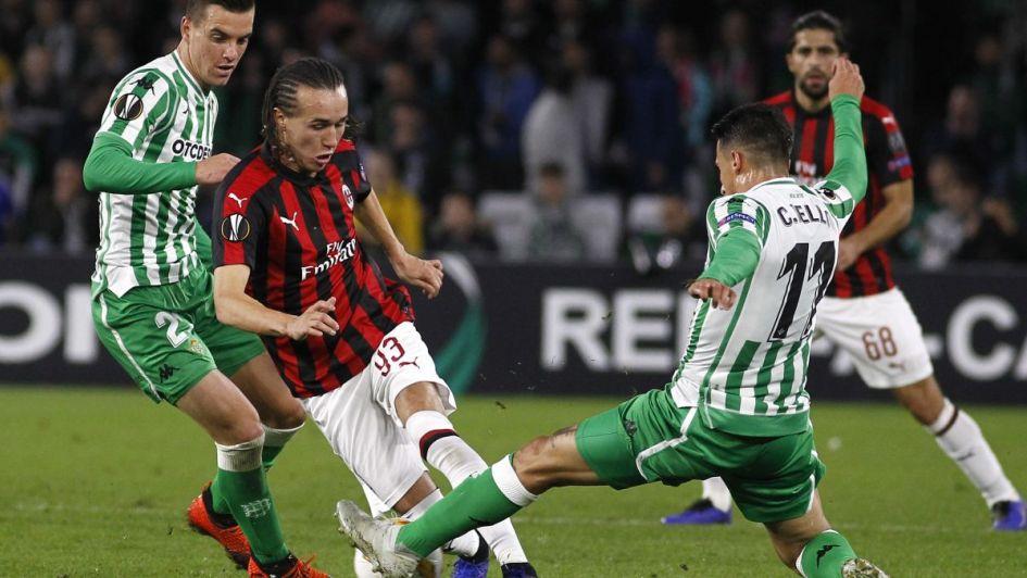 Lo Celso se destacó en una nueva fecha de la Europa League