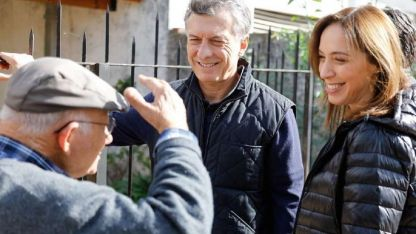 Macri y Vidal no estarán presentes en el timbreo nacional del próximo sábado.