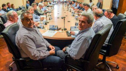 No al paro. La cúpula de la CGT se reunió ayer y confirmó que no habrá medida de fuerza.