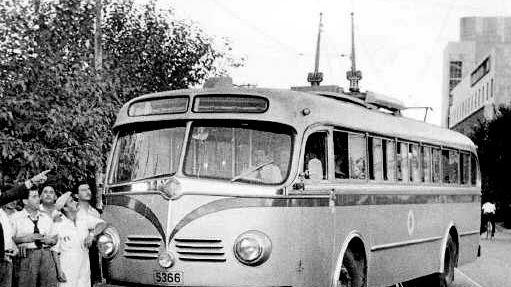 Comunidades: los trolley alemanes reviven el vínculo Solingen-Mendoza