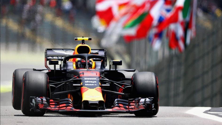 Fórmula 1: Verstappen, dueño del primer entrenamiento