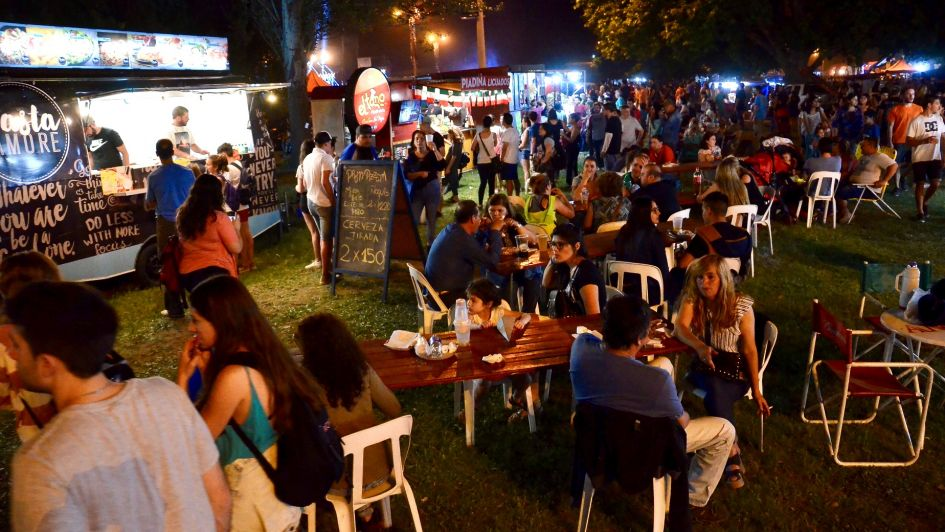 La Fiesta del Turismo congregó a una multitud en San Rafael