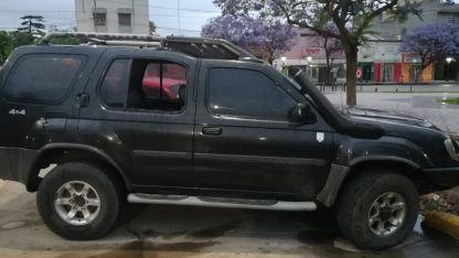 Los ladrones utilizaron la camioneta de la familia para escapar. Gentileza