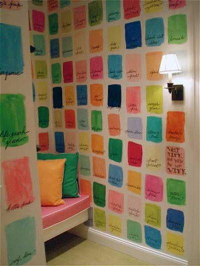 Ideas divinas para decorar las paredes de tu casa
