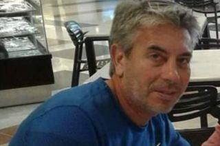 Walter Moreno tiene 53 años y estuvo 48 horas perdido en la montaña