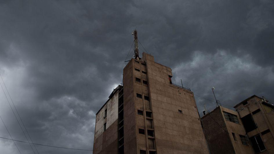 Hay alerta de tormentas para toda la provincia