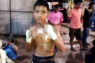 Anucha Tasako combatía desde los 8 años y había participado en más de 150 peleas de boxeo.
