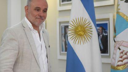 Jaime Correas, titular de la Dirección General de Escuelas