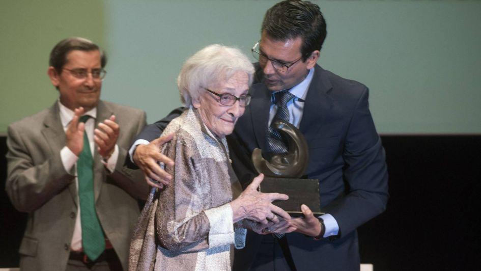 Es mujer y es uruguaya: Ida Vitale recibió el Premio Cervantes 2018