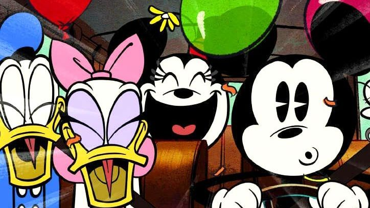 Mickey Mouse Cumple 90 Anos