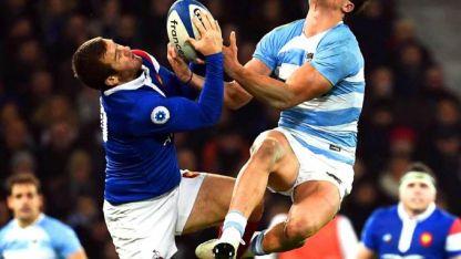 A levantarse. El próximo sábado, los argentinos tendrán revancha, cuando se midan como visitante de Escocia.